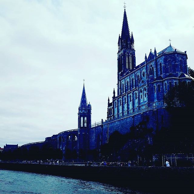 Anl very special day for me, a #Catholic: a #pilgrimage to #Lourdes. #France