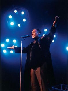 Luther Vandross Photos | Official Luther Vandross Website | The Official Luther Vandross Site