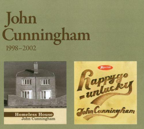 1998-2002: Homeless House/Happy-Go-Unlucky [CD]