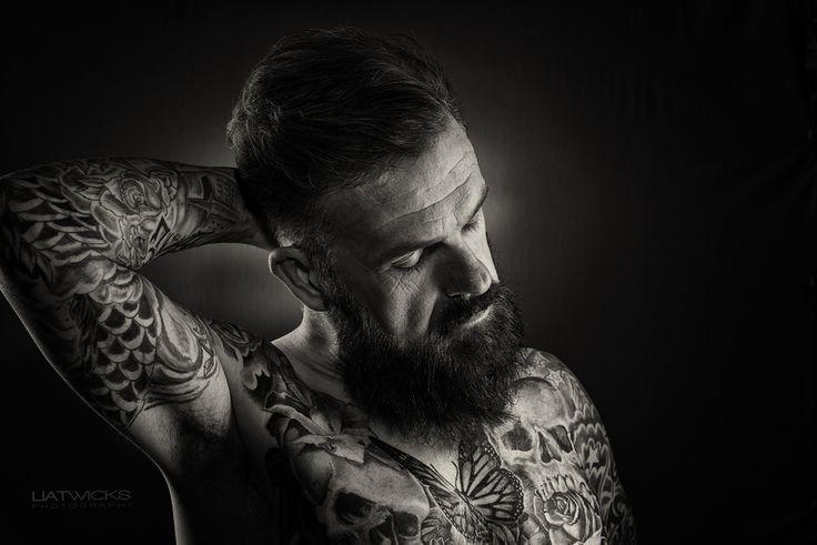 Mr G tattoos