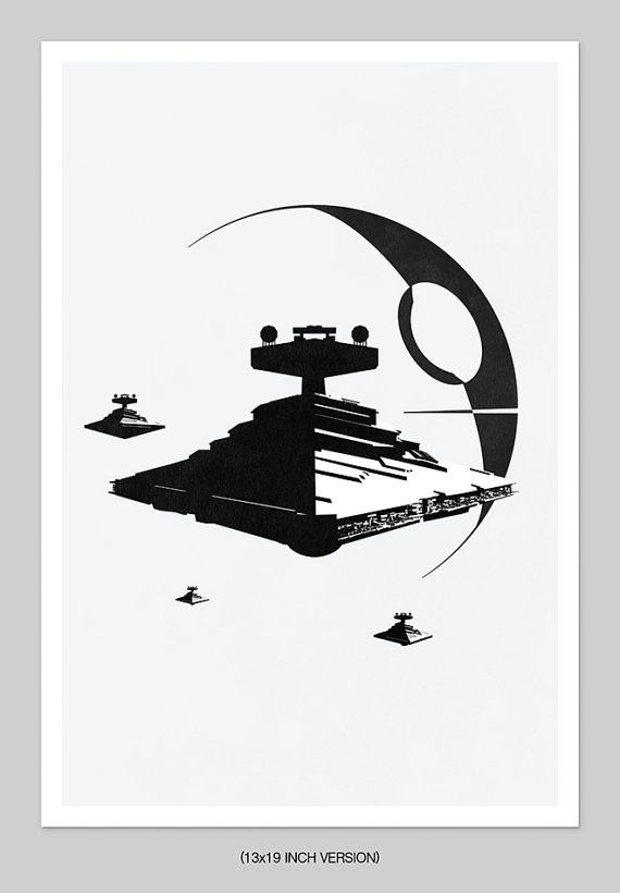 Movie Poster, Minimalist Movie, Geek Gift, Geeky Home Decor, Space Print, Sci Fi Art, Sci Fi Movie Poster, Black And White, Graphic Print