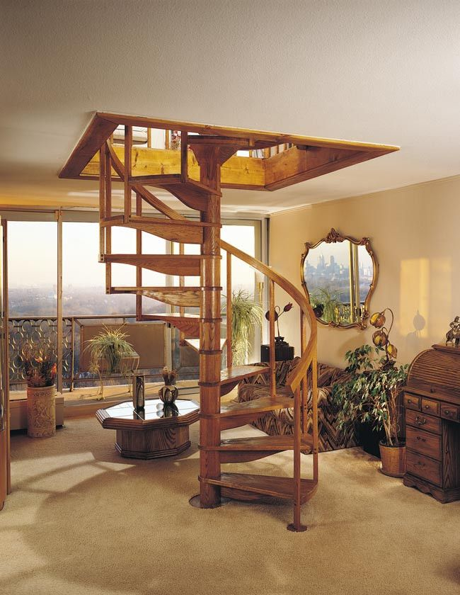 Best The Iron Shop 5 Diameter Oak Kit Stair Fruitwood 400 x 300