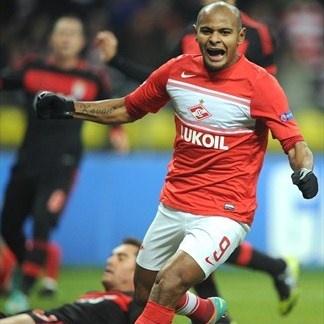 Ari, Spartak | Spartak Moskva 2-1 Benfica. 23.10.12