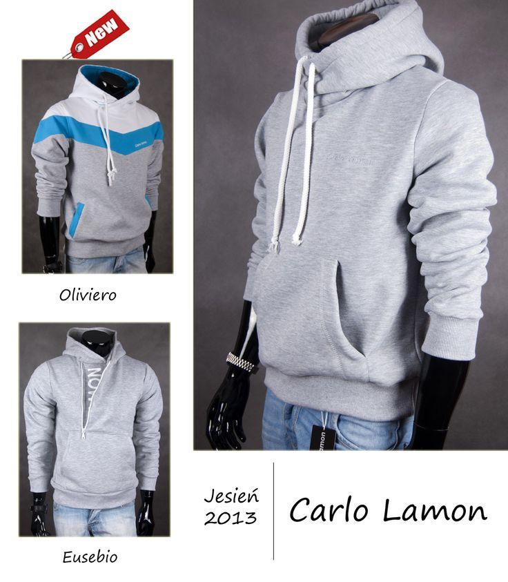 Carlo Lamon w odcieniach szarości :)