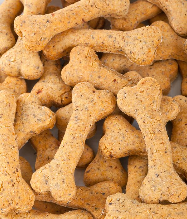 Homemade Dog Biscuits | Recipe and Instructions | Why treat your dogs differently? These biscuits will me their tail wagging and also it is budget wise. #DIYready