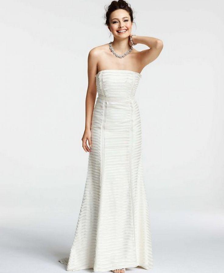 Stunning Ann Taylor Wedding Dresses for 2014   Team Wedding Blog #weddingdress #weddingdresses #anntaylor