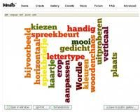Woordkunst maken met Wordle | Pc en Internet: Tips en tricks