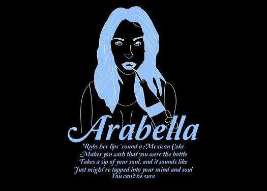 Arabella Arctic MonkeysArabella Arctic Monkeys