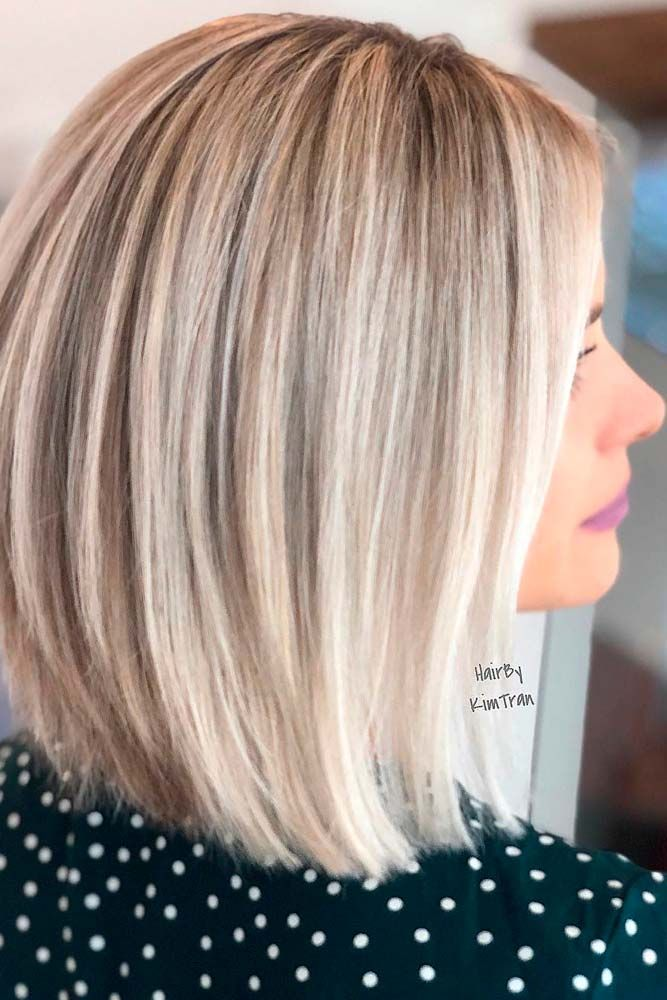 49 Superb Medium Length Hairstyles For An Amazing Look | Page 18 of 18