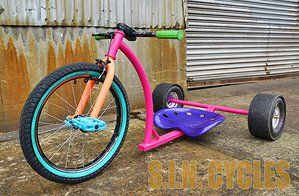 Drift Trikes by sin cycles
