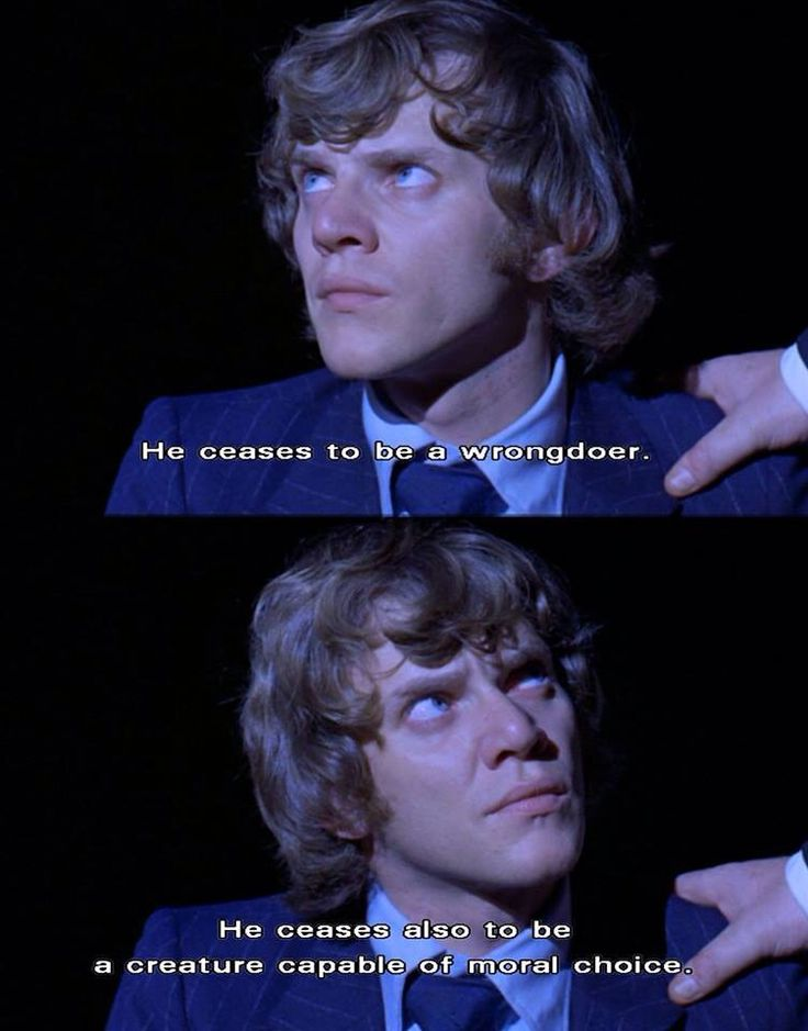 clockwork orange quotes