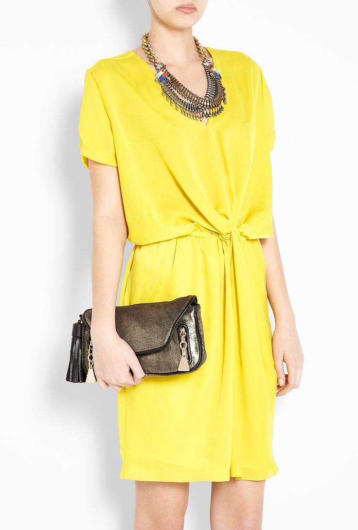 51 besten Yellow dress Bilder auf Pinterest   Gelbes kleid, Gelb und ...