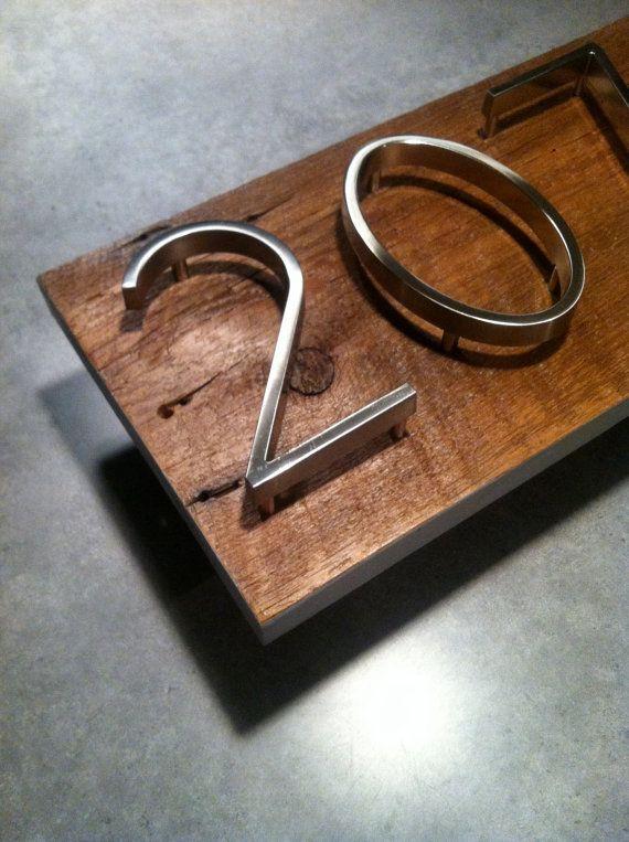 Best 25 Metal house numbers ideas on Pinterest Front door