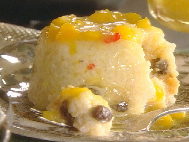 Carolina Gold Rice Pudding recipe from Paula Deen via Food Network