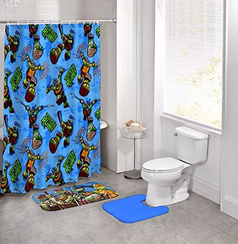 24 best tanners ninja bathroom images on pinterest | ninja turtle