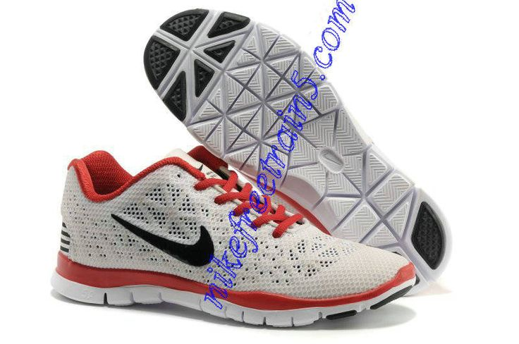 official photos 068c8 af7f3 ... new arrivals nike free tr fit 3 white sport red shoes cheap for sale  239ef 536a6 ...
