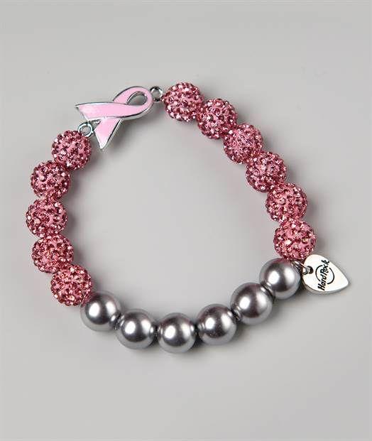 #Pinktober #Ribbon #Bracelet
