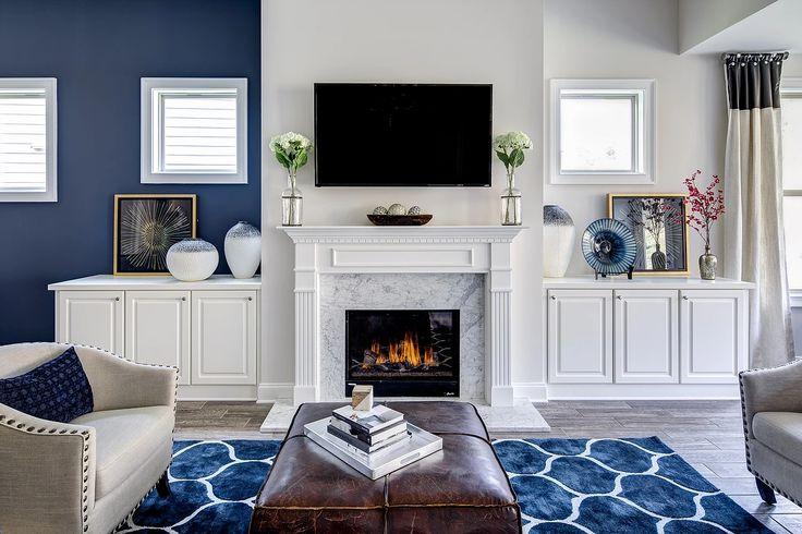 Guildcraft, LLC | Gallery | Built-Ins Kolter Homes ...