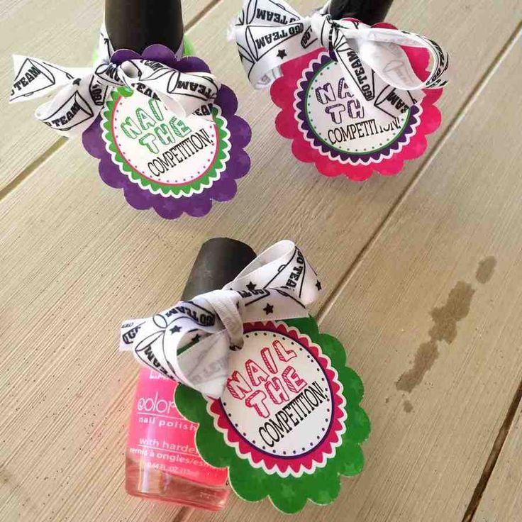 Cute Cheer Gifts
