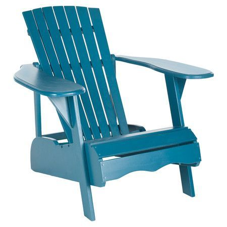blue adirondack chair sea breeze pinterest