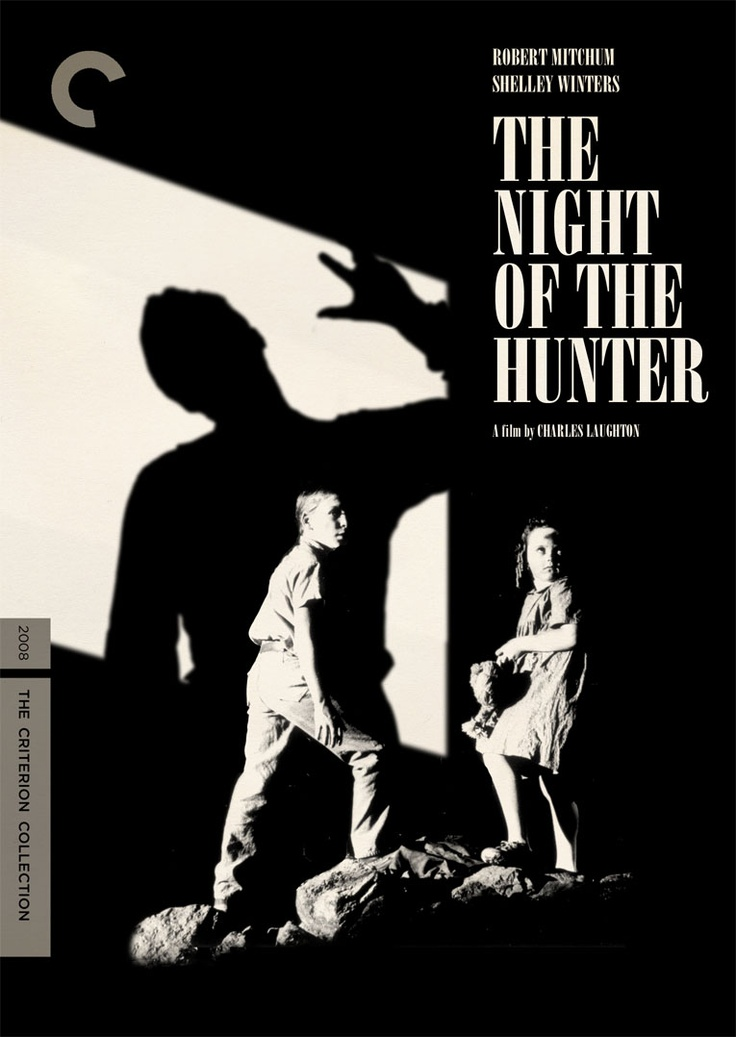 The Night Of The Hunter. One of Robert Mitchum's best.
