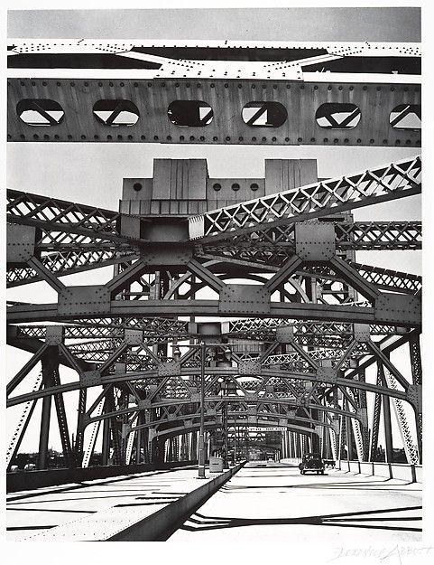 Berenice Abbott | Triborough Bridge | 1930s | Gelatin silver print
