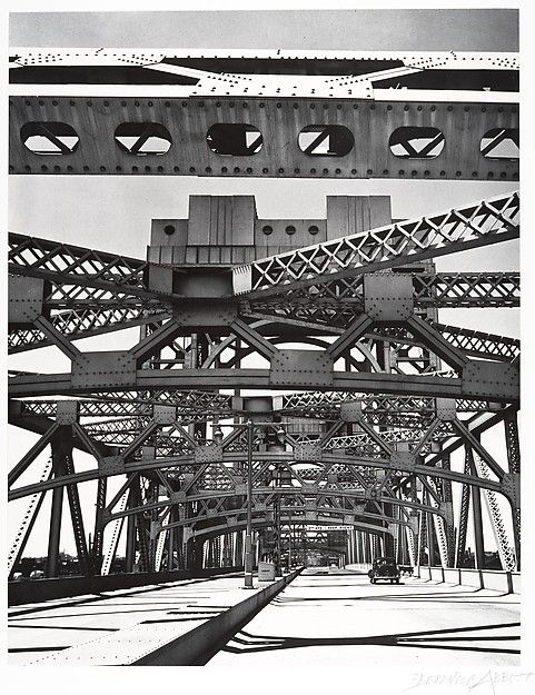 Berenice Abbott | Triborough Bridge | 1930s | Gelatin silver print
