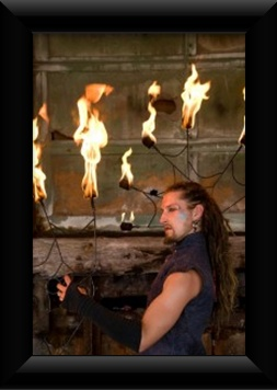 In 2006 I made my first attempt to follow my desire and to make Performing Arts a full time career. I first quit my corporate job in attempts to make performance my primary income. At that time, I was working with Illumination Fire Troupe, had my own troupe- Dragons Fire Theater, and also my band Niobium. http://www.authorsinterviews.biz/2011/10/interview-with-justice-draconis/