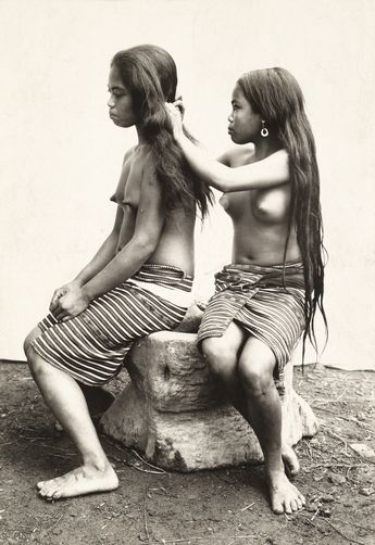 from Richard nude filipino native tribes