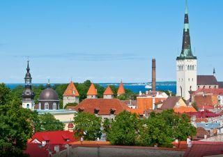 magic world around: Церковь Олевисте в Таллине