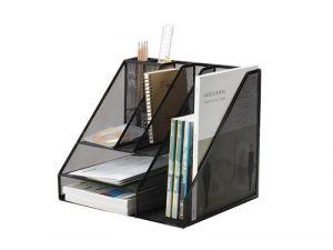 Подставка для канцелярских мелочей,большая: подставки настольные, боксы с бумагой и канцелярские товары для офиса