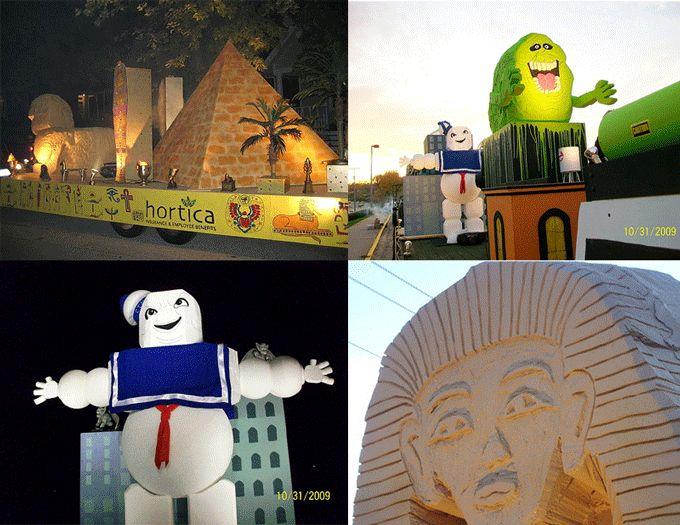 styrofoam+used+on+parade+floats | Halloween Parade Floats