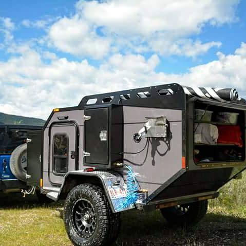 Off Grid Teardroptrailers Teardrop Camper Off Road