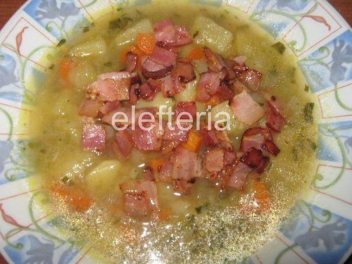 Γεύση Ελευθερίας: Γερμανική πατατόσουπα