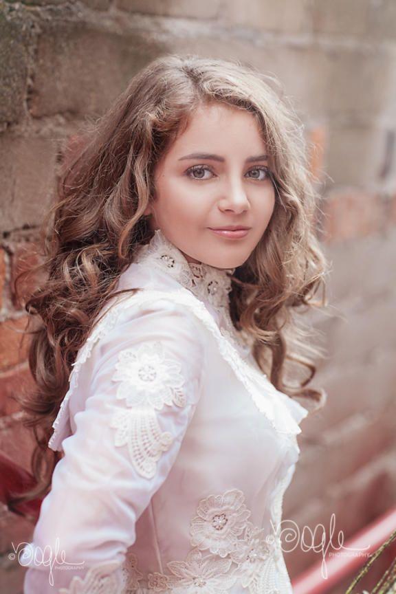 cinderella girl teen model