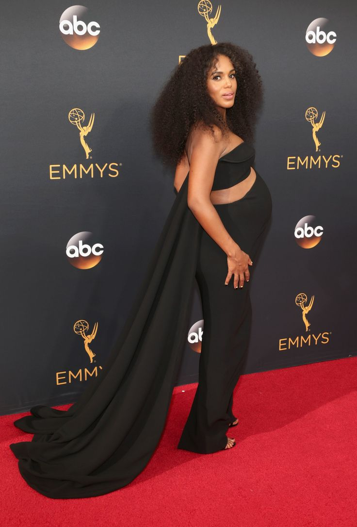 Kerry Washington aux Emmy Awards 2016