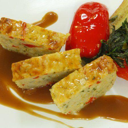 Vegetáriánus őzgerinc Recept képpel - Mindmegette.hu - Receptek