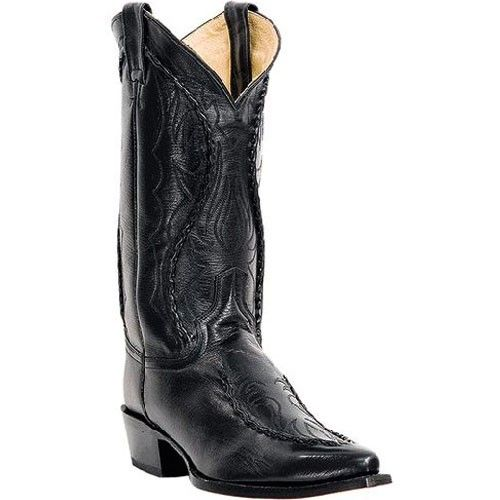 Dp26660 Dan Post Men S Phoenix Western Boots Black Dan