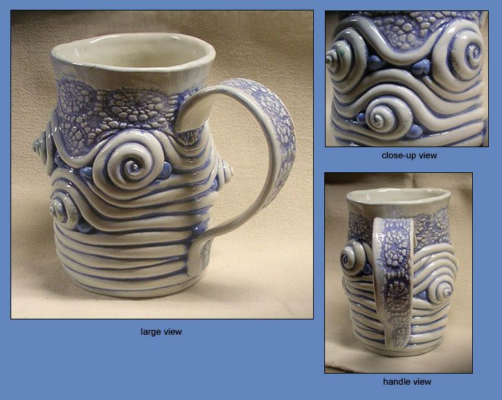 10+ images about Clay: Coils & Spirals on Pinterest ...