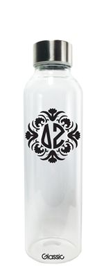 What happens when you put together monograms AND Greek letters? You get the perfect water bottle! Available for Alpha Chi Omega, Alpha Delta Pi, Chi Omega, Delta Delta Delta, Delta Zeta, Kappa Alpha Theta, Kappa Delta, Kappa Kappa Gamma, Pi Beta Phi, and Zeta Tau Alpha!