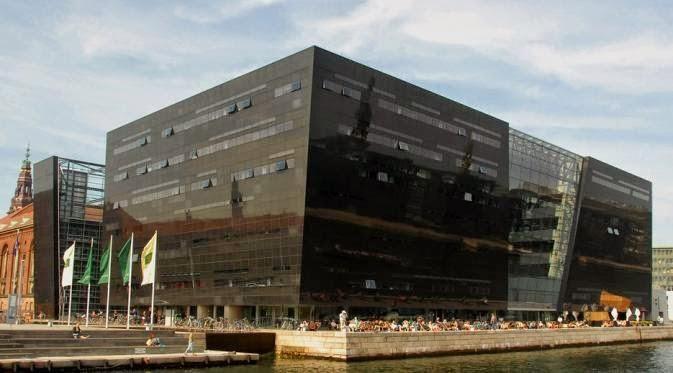 Yuk, mengintip bagaimana 4 perpustakaan paling keren di dunia versi CN Traveler.