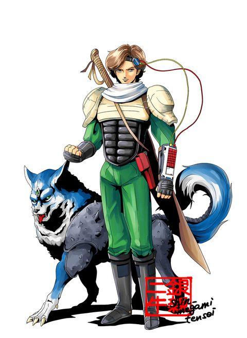Hero (Shin Megami Tensei)
