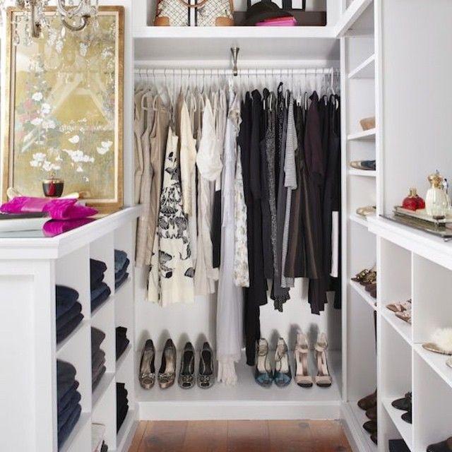 Closet inspiration {via Pinterest}.