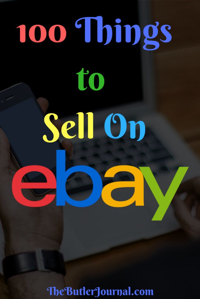By now, you probably know that eBay is one of my favorite side hustles. I enjoy flipping items a lot. Today, I will go over 100 things to sell on eBay.