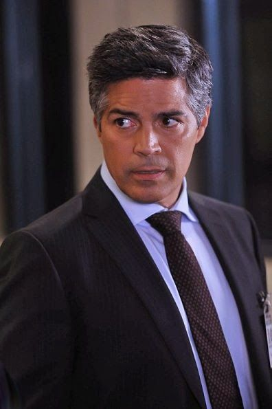 Criminal Minds Round Table: CRIMINAL MINDS Season 9 - Interview with Esai Morales