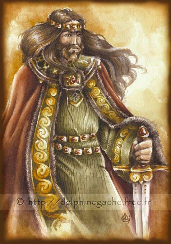 King Arthur by ~delfee on deviantART
