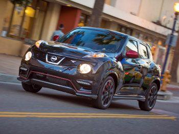 2014 Nissan Juke Nismo RS North America (YF15) '2014