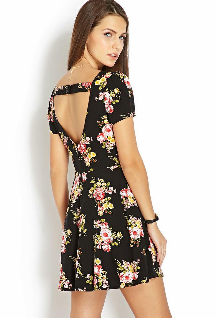 Atractivos vestidos de primavera   Tendencias