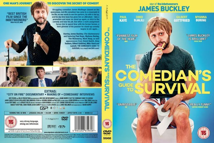 Comedians Guide NME funniest film of the year.