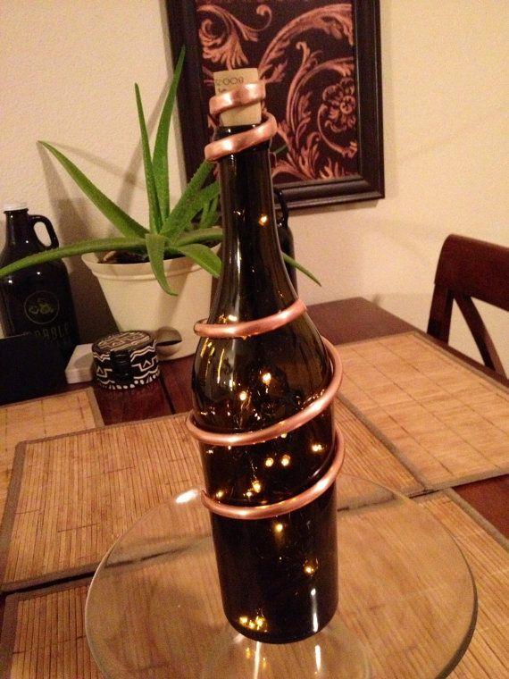 1000 images about diy ideas i like on pinterest solar for Diy solar wine bottle lights